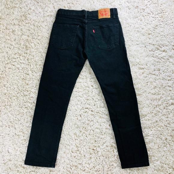 Levi's Other - Levi's 502, black straight leg 33x32